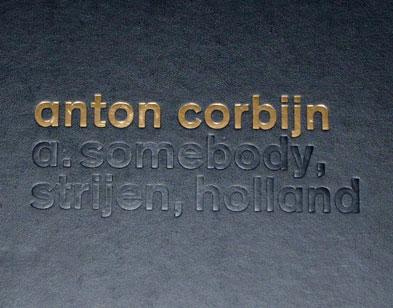 anton corbijn a.somebody