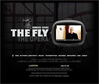 THE FLY The Opera